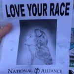 In message to parents, Iowa City school district denounces white supremacist fliers