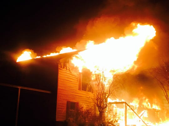 The 3,500-square-foot home on Keytown Road in the Oak Grove community was destroyed by a fire on Thursday, March 24.