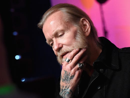Allman Brothers Singer And Southern Rock Icon Gregg Allman