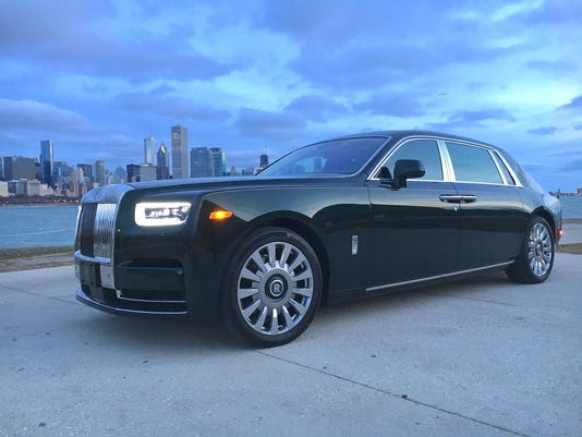 Auto review: Rolls-Royce Phantom