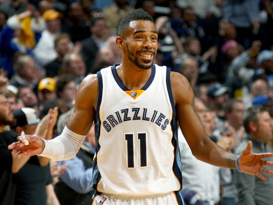 No. 50: Memphis Grizzlies' Mike Conley earned $30M.
