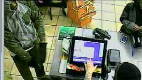 Men suspected in four Nashville convenience store robberies this week