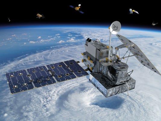 gpm satellite