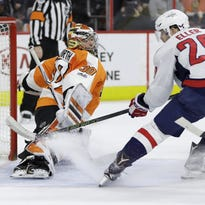 Nothing goes right as Flyers fall to Capitals