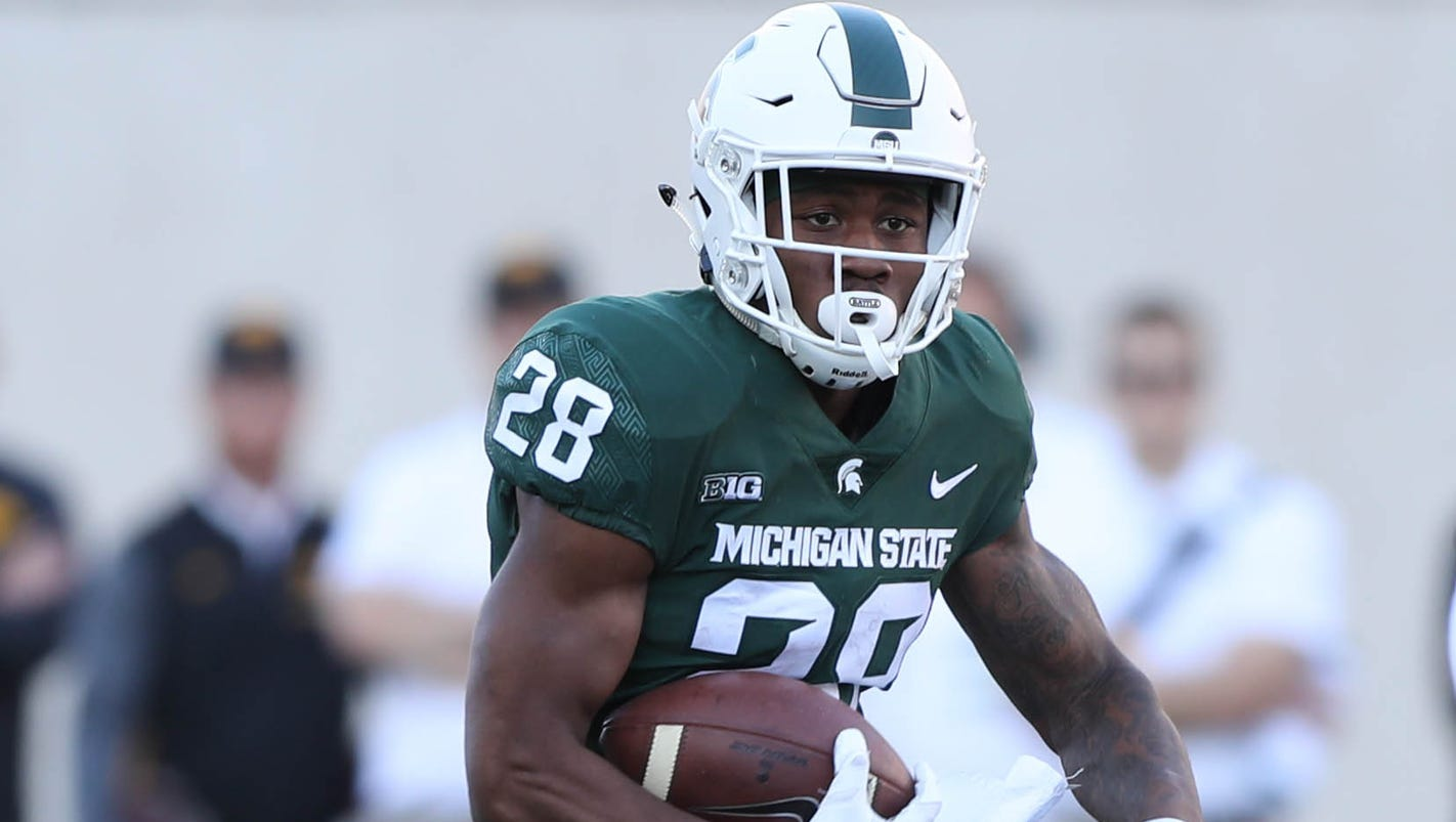 Ex-Michigan State running back Madre London heading to Tennessee