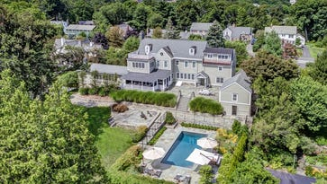 Classic Mamaroneck home is on the market for $3,400,000