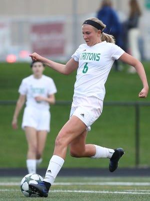 Green Bay Notre Dame senior Grace Shaw will play at Michigan Tech next season.