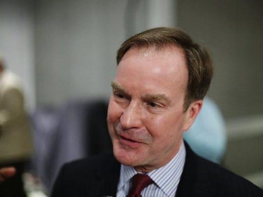 Michigan Attorney General Bill Schuette.