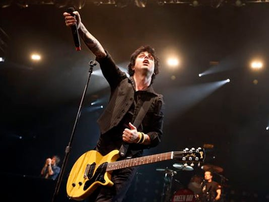 Green Day, Billy Joe Armstrong
