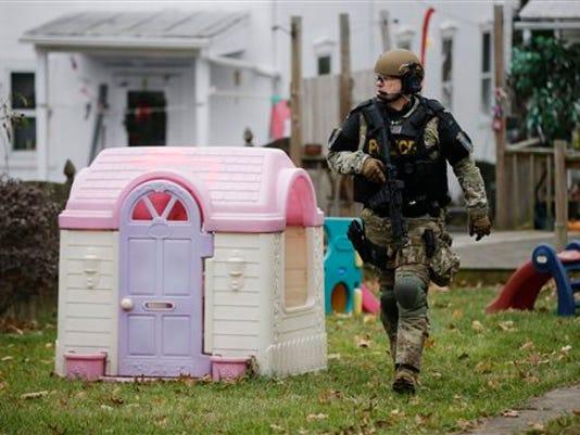 Home Shootings Pennsylvania