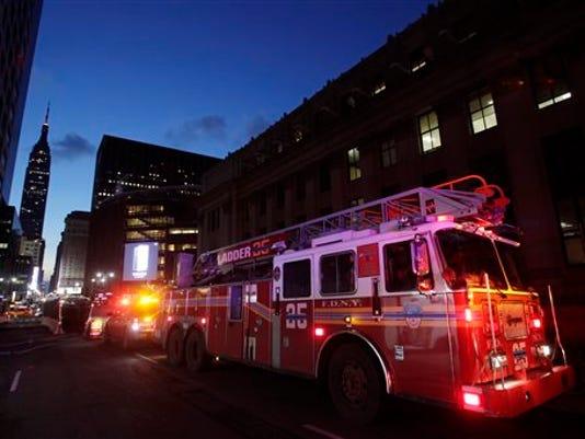 Midtown Underground Fire