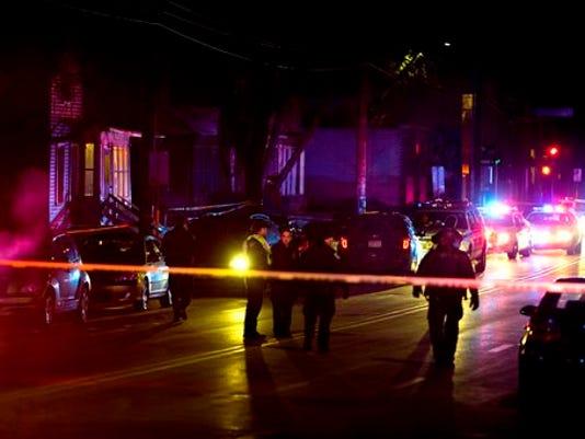 APTOPIX Killings by Police Madison