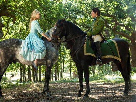 Film Review Cinderella