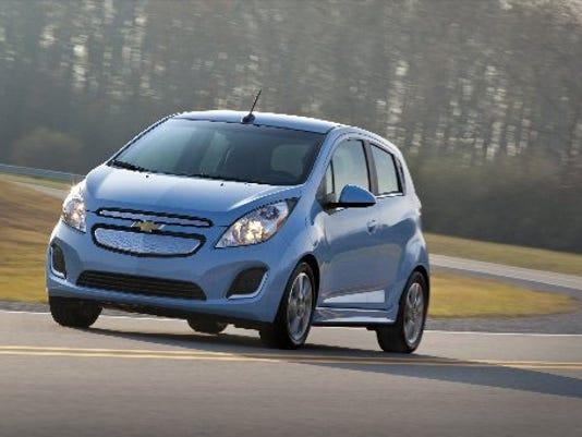 Chevrolet-Spark EV