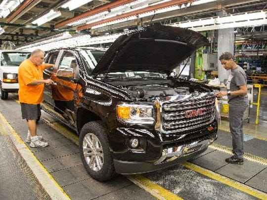 General Motors added a third shift at its Wentzville