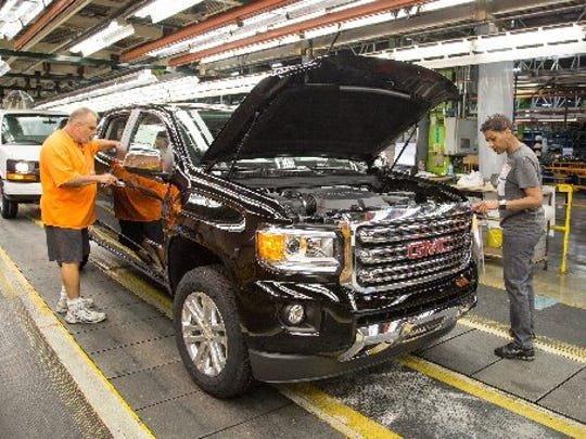 General Motors added a third shift at its Wentzville (Mo.) Assembly plant last September to build trucks and vans.