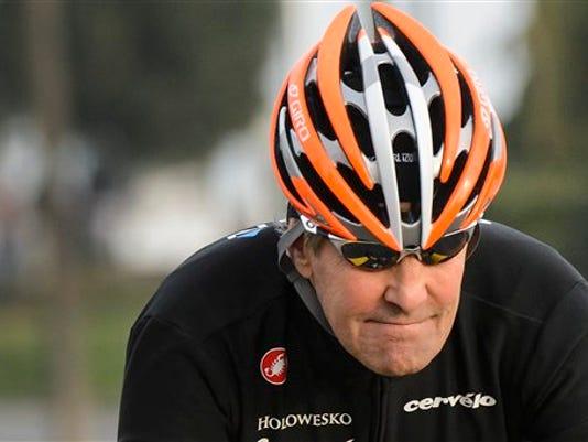 Switzerland Kerry Bike Crash