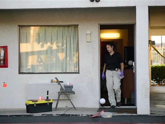 Albuquerque Motel Shootings