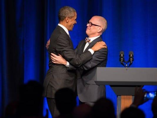 Barack Obama, Jim Obergefell
