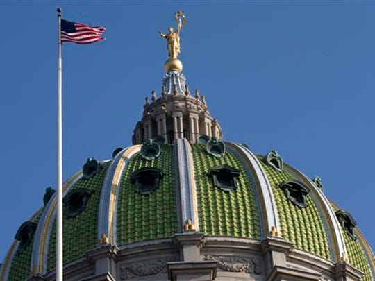 A state budget bill was passed without Gov. Tom Wolf's signature on March 23, 2016, ending a nine month budget impasse.