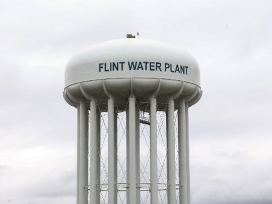 The Michigan Department of Environmental Quality revised downward the results of water samples in Flint.