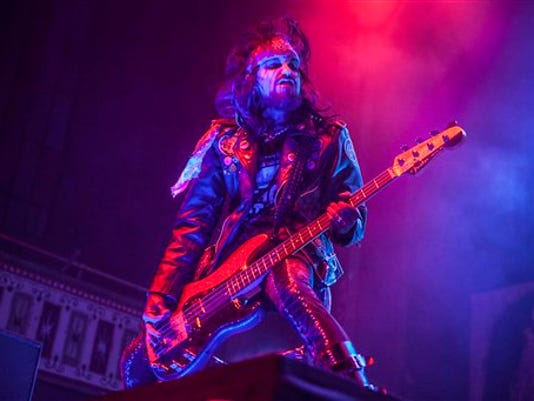 Rob Zombie in Concert
