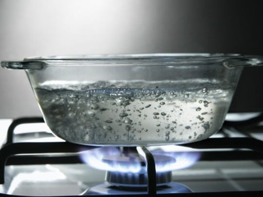 Outages and boil warnings are still in place across MontgomeryCounty.