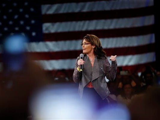 Sarah Palin signs deal for reality courtroom TV show pilot