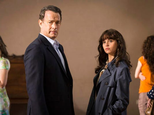 Felicity Jones, Tom Hanks