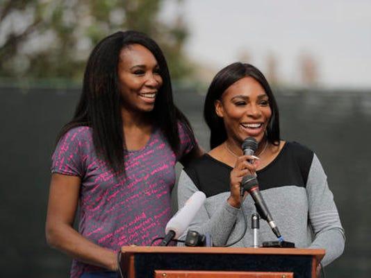 Venus Williams, Serena Williams