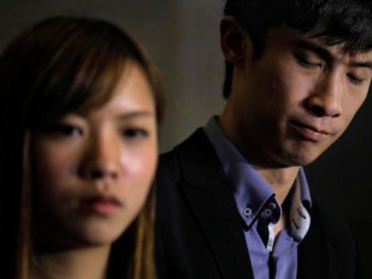 Yau Wai-ching, Sixtus Leung
