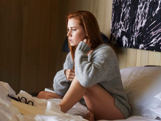 """This image released by Focus Features shows Amy Adams in a scene from, """"Nocturnal Animals.""""  The movie is playing at South York Plaza 4."""