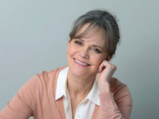 "In this March 3, 2017 photo, actress Sally Field poses for a portrait in New York. The Emmy- and Oscar-winner is playing Amanda Wingfield, the fearsome Southern belle at the heart of the Tennessee Williams' masterpiece, ""The Glass Menagerie,"" on Broadway."