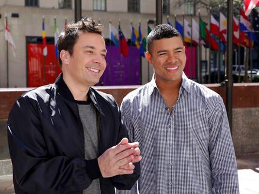 Jimmy Fallon, Jose Quintana