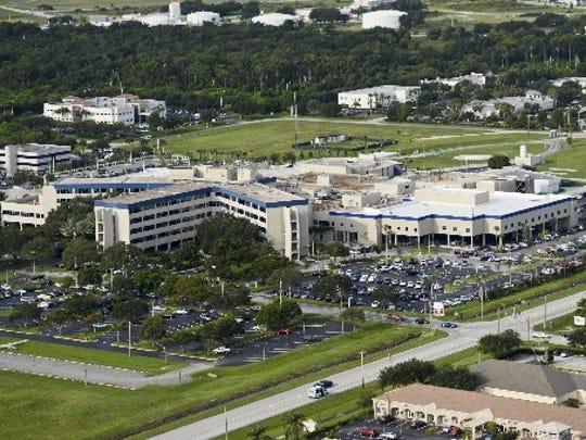 Indian River Medical Center in Vero Beach.