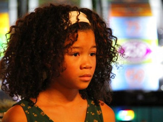 "This image released by WWE Studios shows Storm Reid in a scene from, ""Sleight."""