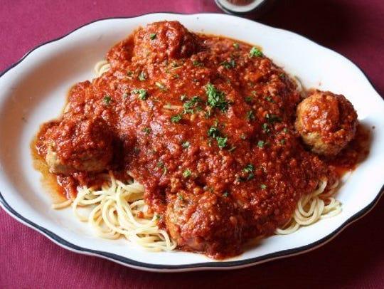 Roma Cafe, Detroit's oldest Italian restaurant, serves