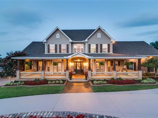 This home sold for nearly $720,000 in 2017, making
