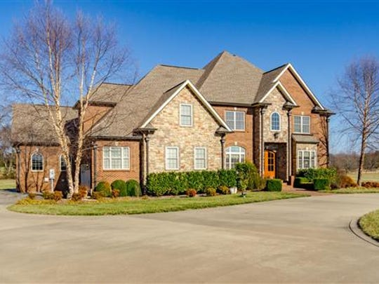 This is the seventh-priciest home sold in Clarksville