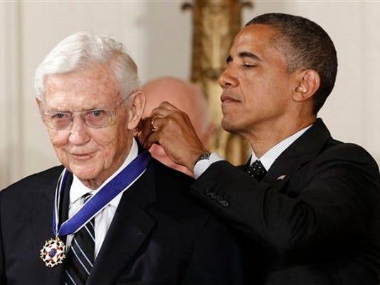 Barack Obama, John Doar