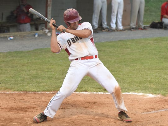 Stuarts Draft Diamondbacks right fielder Brandon Clark