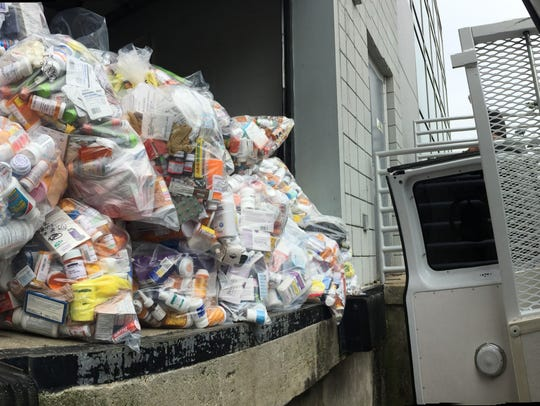 The Somerset County Sheriff's Office recently disposed