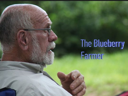 "Local filmmaker Valerie Whitcomb launched a campaign to fund her documentary, The Blueberry Farmer, about Bernie Ellis. Ellis ""reinvented"" himself as a blueberry farmer after facing a felony conviction for growing cannabis and providing it to others for medicinal use."