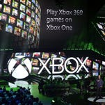 Xbox One systems will be able to play older Xbox 360 games later this year.