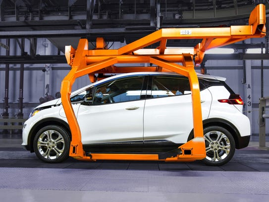 In response to strong global demand for the Bolt EV,