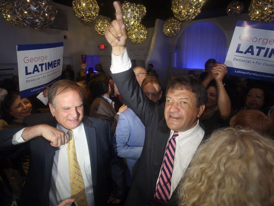 George Latimer victory election 2017