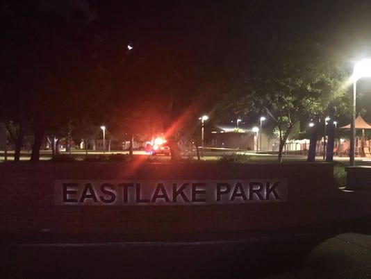 Eastlake Park Sign