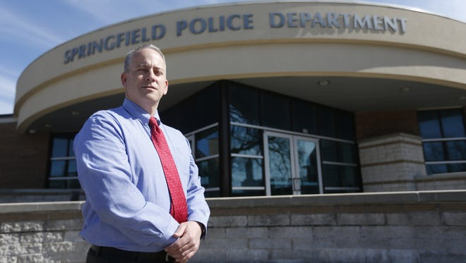 Retired Springfield Police Detective Allen Neal.