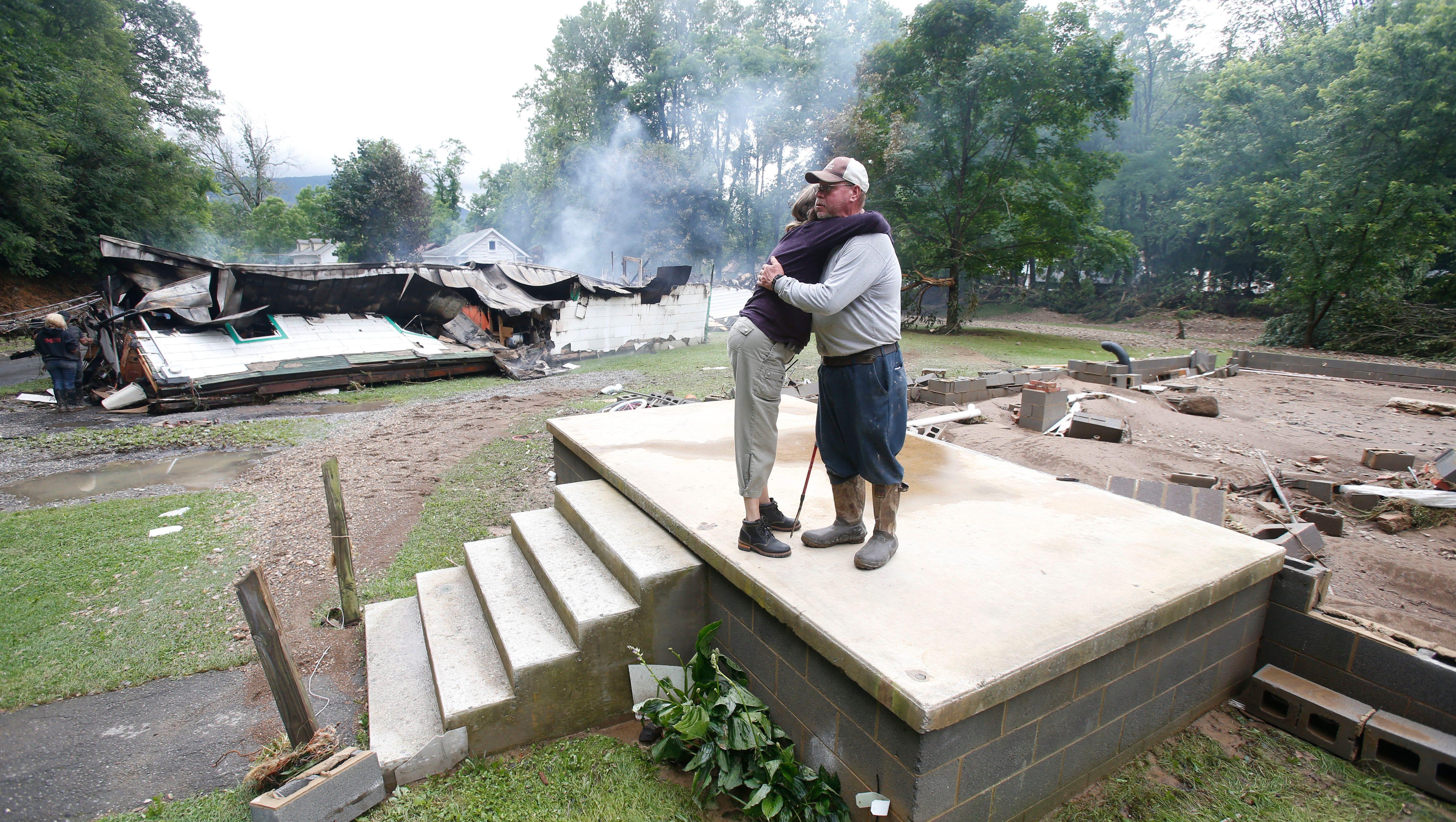 At Least 26 Dead As Historic Floods Sweep West Virginia