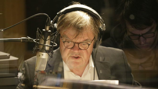"""Garrison Keillor will record his last """"Prairie Home Companion Show"""" on Friday."""